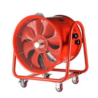 Portable Exhaust Fans & Man Coolers